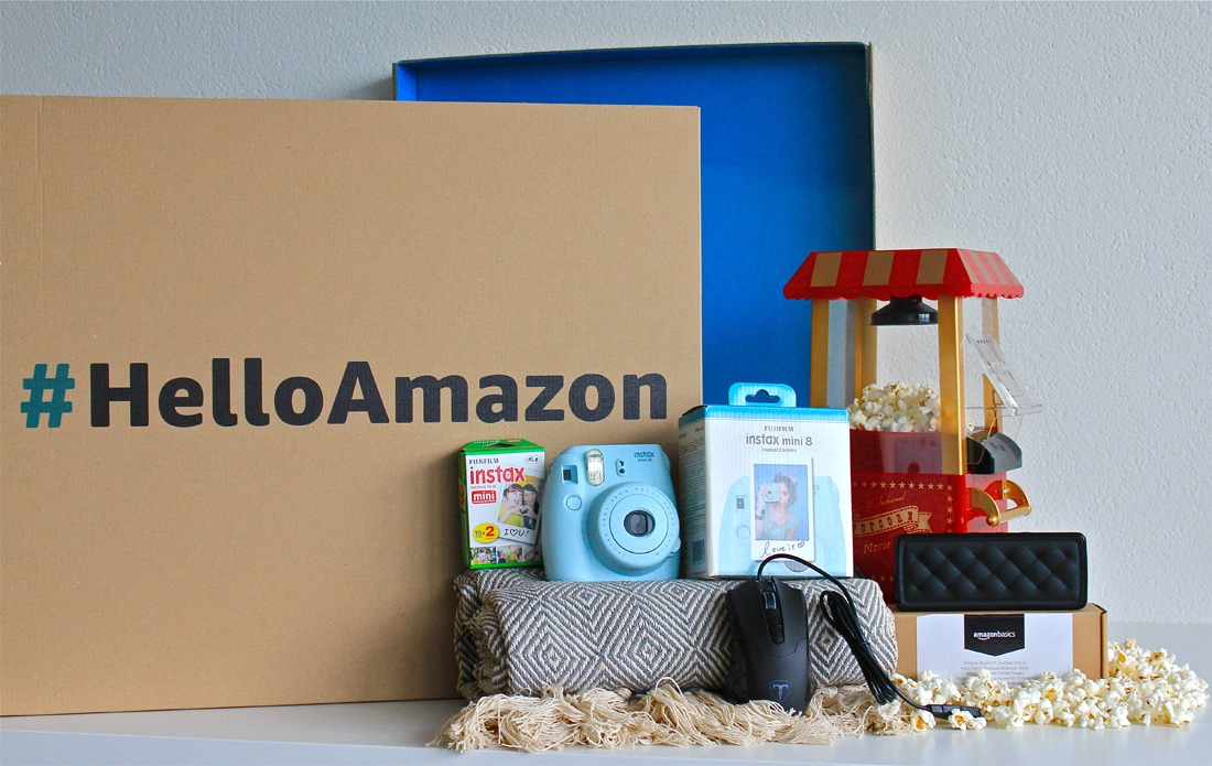 Press & Influencers Surprixe Box AMAZON PRIME Benelux